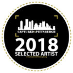 Captured Pittsburgh selected artist banner 2018