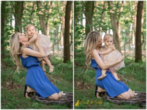 Camera Club: Spring Family Session