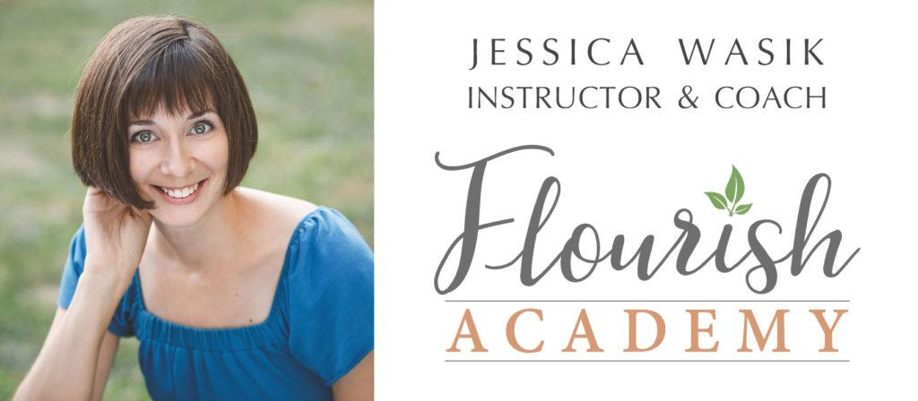 Flourish Academy coach badge for Elevate