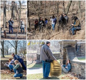 Camera Club: Location Scouting at Frick Park